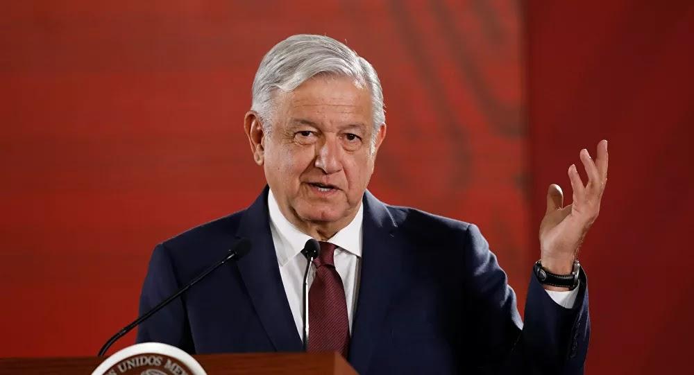 """رئيس المكسيك يتمسك بعدم الاعتراف بفوز بايدن: """"لسنا مستعمرة"""""""