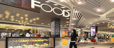 NeWest Food Court