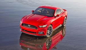 Ford Mustang GT Car HD Wallpapers 2015