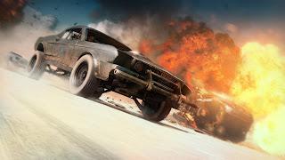 PS4 Car Game Wallpaper