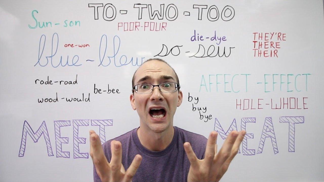 Luyện tập cách phát âm tiếng Anh