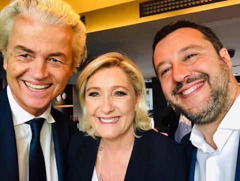 Salvini: május 26-án bevesszük Európát!