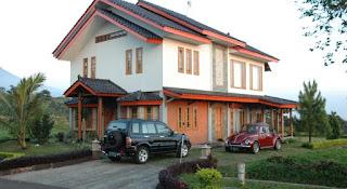 Harga Villa Hadea Ciater Lembang Bandung