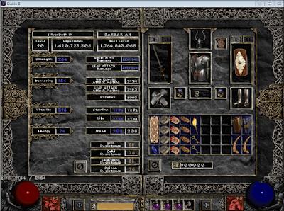 Diablo II: Lord of Destruction Klavye Kısayolları ve Oyun İpuçları