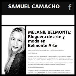 ENTREVISTA a Melanie Belmonte. Founder, Creative Head & Publisher at Belmonte Arte