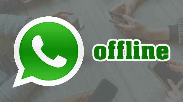 Cara Whatsapp Tidak Diketahui Sedang Online
