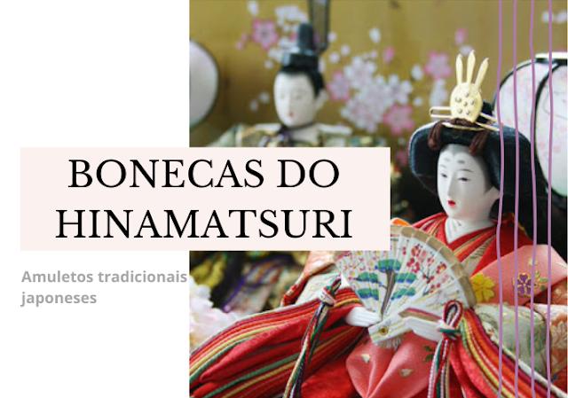 bonecas da sorte japão