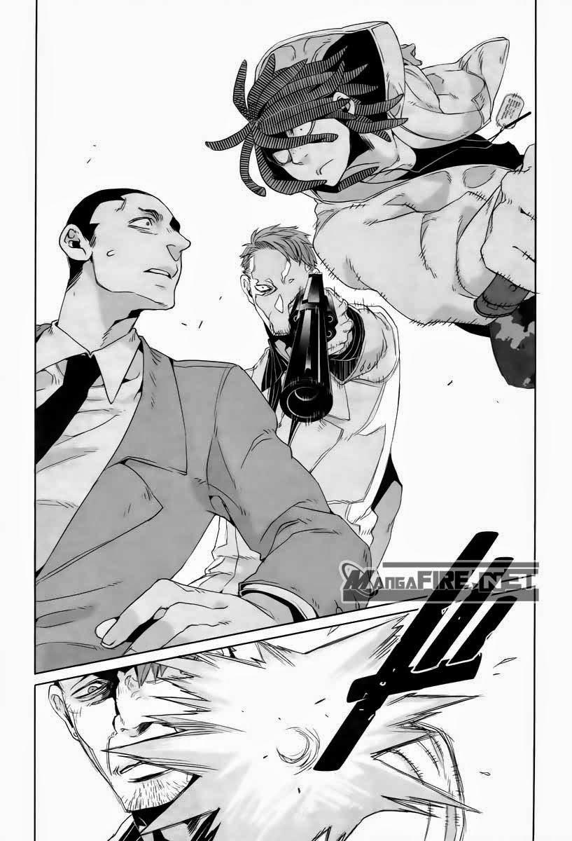 Gangsta Chapter 08-19
