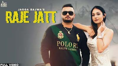 Raje Jatt Lyrics– JAGGA BAJWA