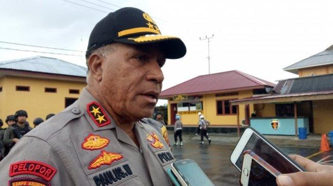 Akui Anggota Terlibat, Kapolda Papua: 13 Kasus HAM Siap Ditindaklanjuti