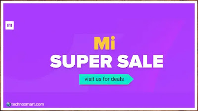 Mi Super Sale: Redmi Note 7 Pro, Redmi K20 Series, More