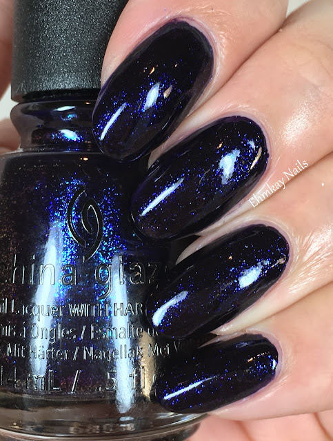 ehmkay nails: China Glaze Rebel Collection for Fall 2016 ...