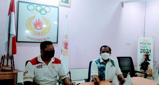 Elianor Dumatubun Klarifikasi Penjemputan Atlit Wushu Papua Menggunakan Truk di Merauke