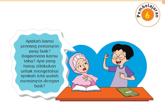 Jawaban Tematik Kelas 6 Tema 7 Subtema 3 Pembelajaran 6
