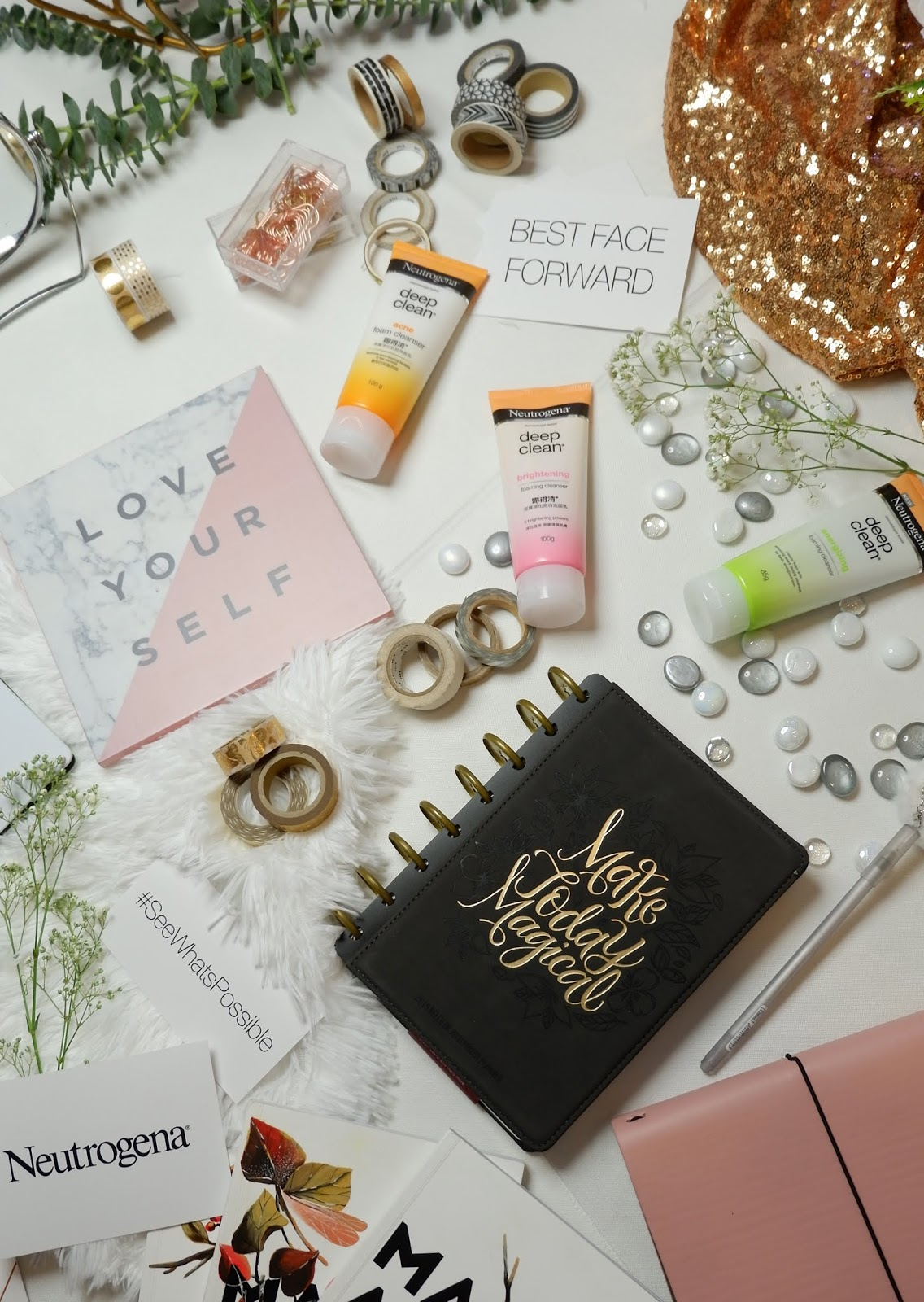 NEUTROGENA AND BELLE DE JOUR POWER PLANNER PARTNER IN HELPING FILIPINAS SEE WHAT'S POSSIBLE