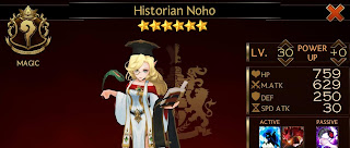 Seven Knights Hero Guide : Noho