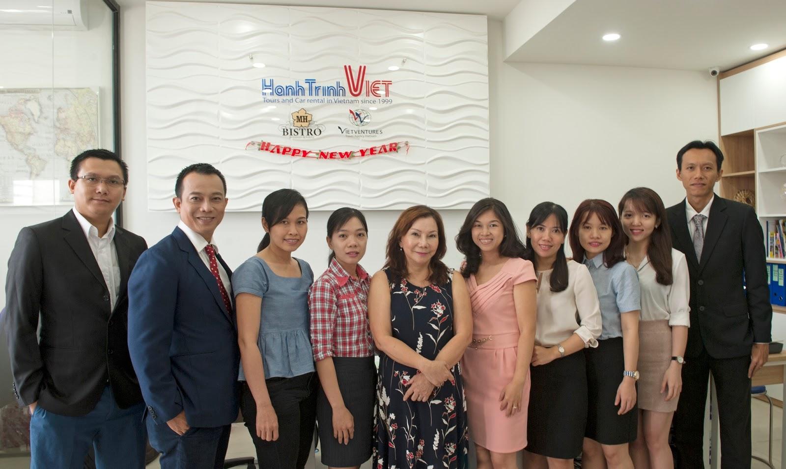 Công ty TNHH Du lịch Vận chuyển Hành Trình Việt (Vietventures Co., Ltd)