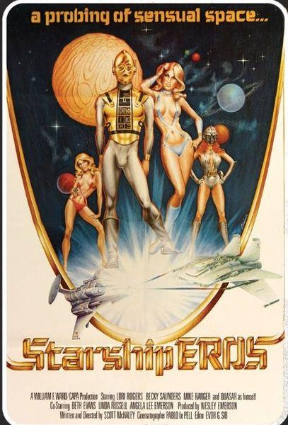 Starship Eros 1980 Movie Watch Online