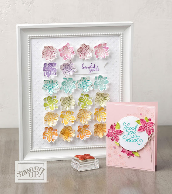 Pop of Petals bundle from Stampin' Up!