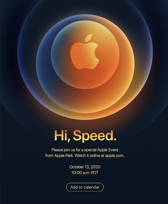 iPhone 12: Apple's Virtual Event To Hold October 13