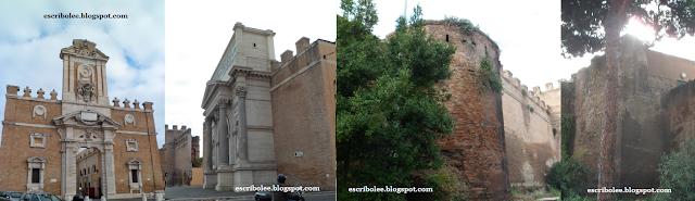 Viaje a Roma:  monumentos