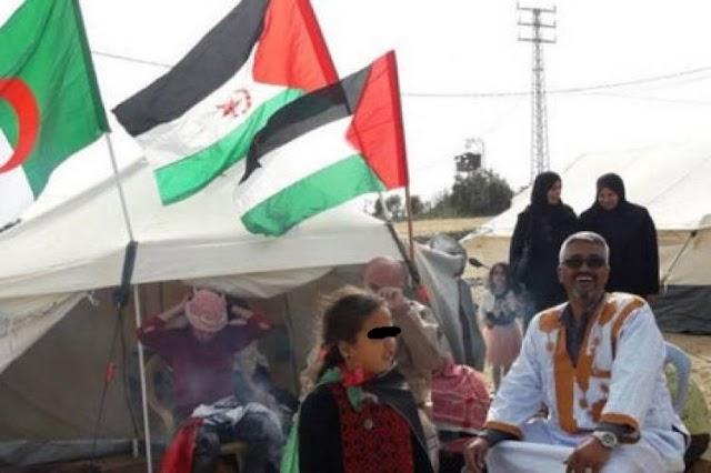 """فلسطين للبوليساريو: اعطونا التسياع"""".."""