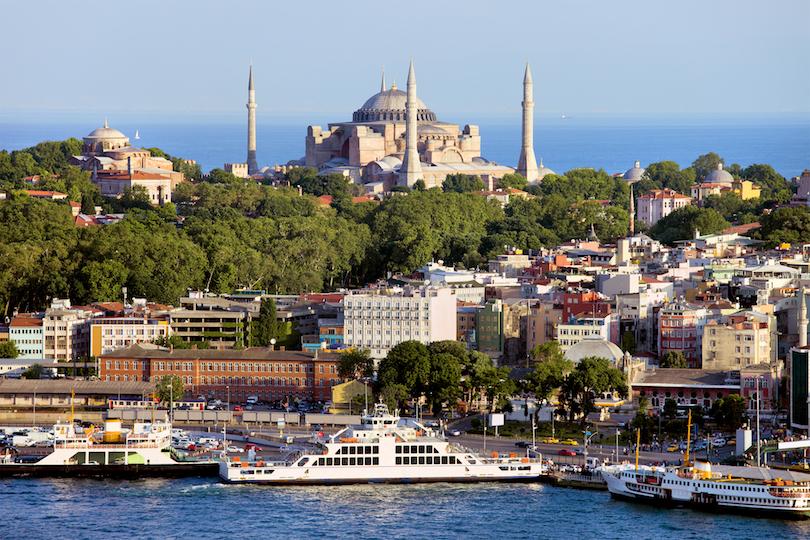 اجمل المدن للزيارة في تركيا