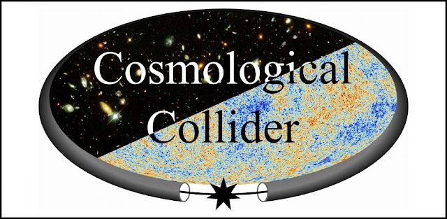 The cosmos can be considered as a collider for human to access the results of particle physics experiments at ultimate high energies. Credit: Department of Physics, HKUST