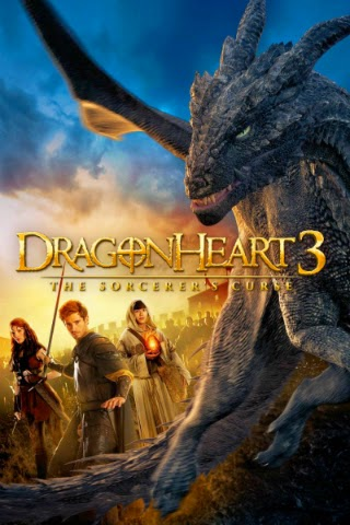Dragonheart 3: The Sorcerer's Curse [2015] [DVD FULL] [NTSC] [Latino]
