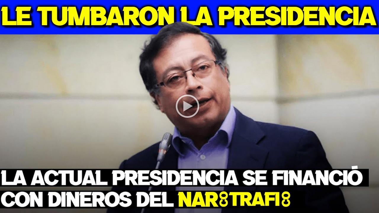 Petro habla del fraude electoral de Uribe y Duque: Financiada por los exportadores de oro blanco