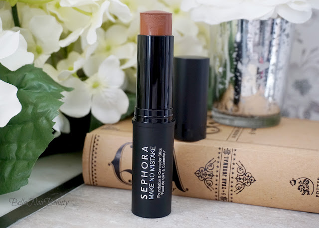 Sephora Collection Make No Mistake Foundation & Concealer Stick | bellanoirbeauty.com