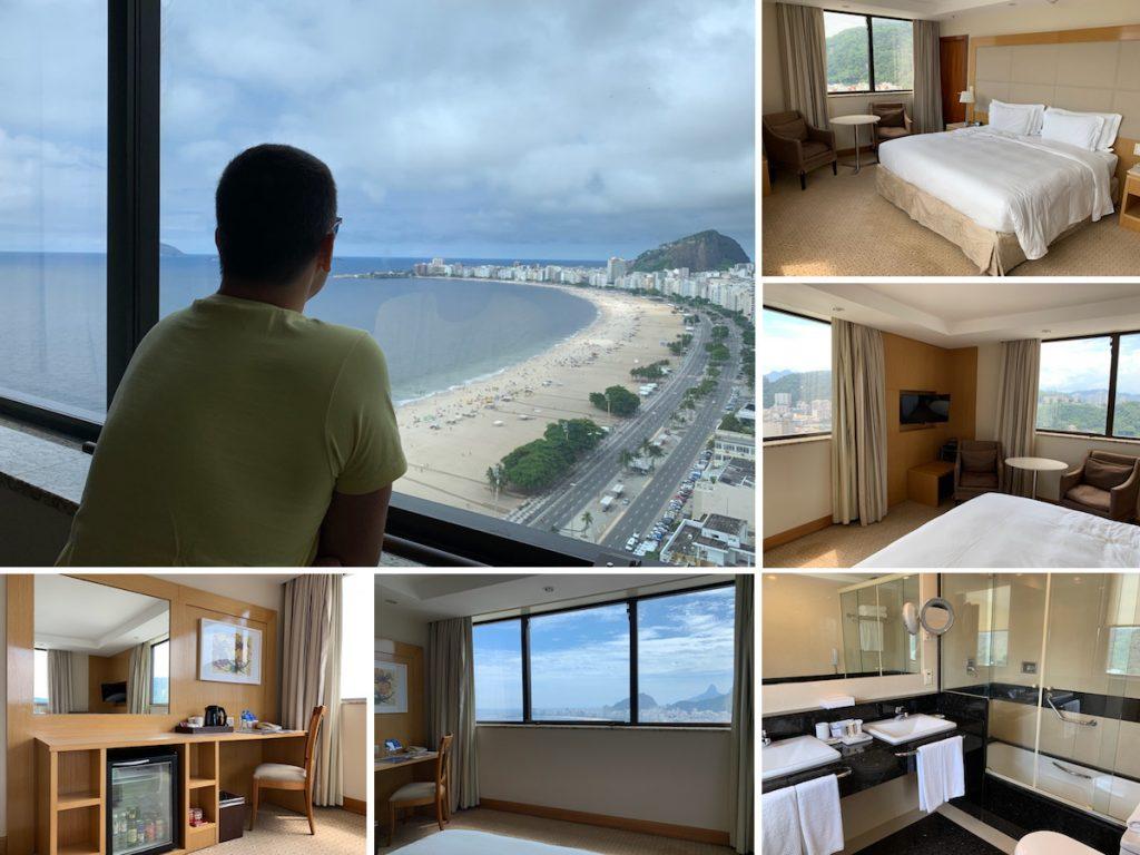 Hilton Copacabana Rooms Rio de Janeiro
