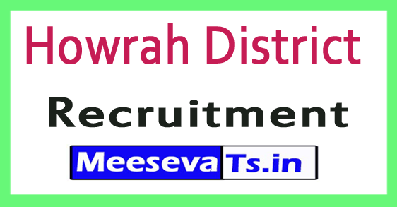Howrah District Recruitment