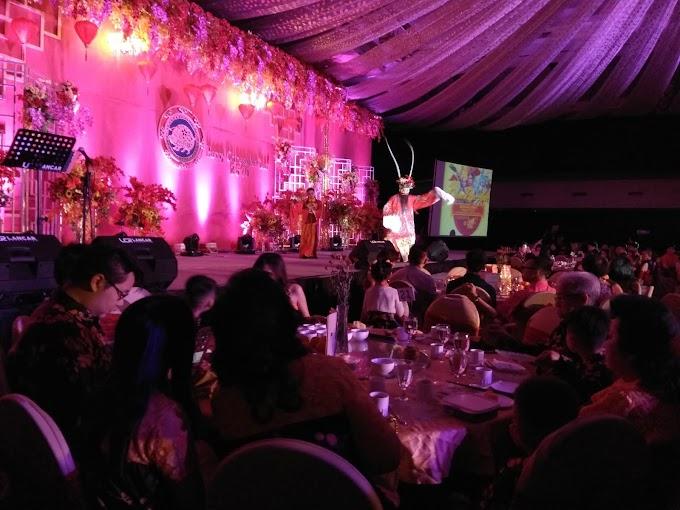 Gala Dinner Chinese New Year Di Mercure Grand Mirama Surabaya