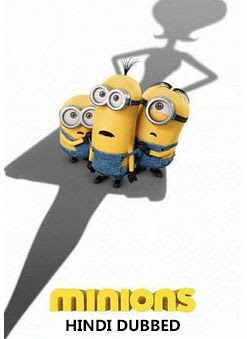 Minions (2015) Hindi Dubbed Full Movie Watch Online