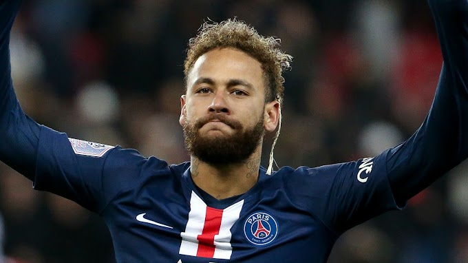 Neymar makes £775,000 donation to fight COVID-19
