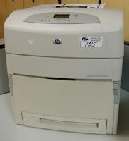 Télécharger HP Color LaserJet 5500hdn Pilote
