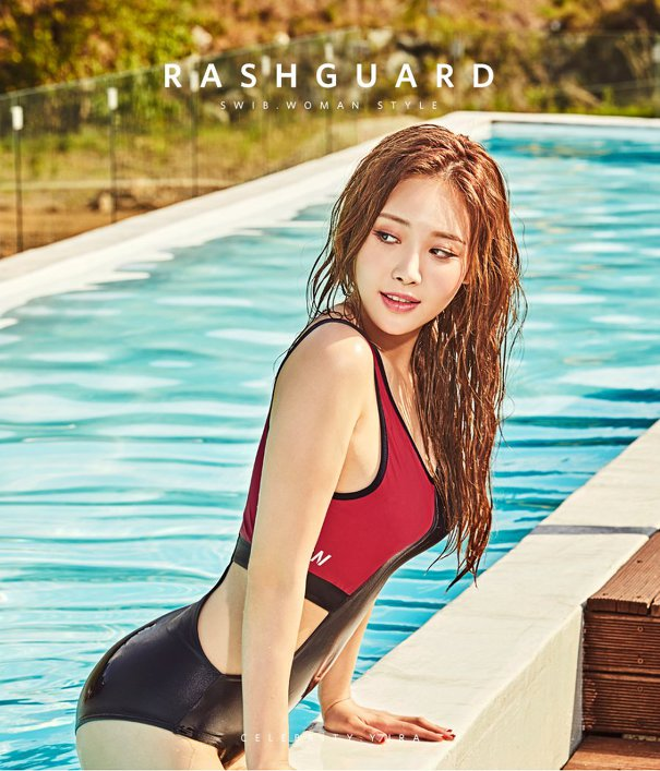 수영복이 가장 잘 어울리는…여자 아이돌 1위 유라.JPG