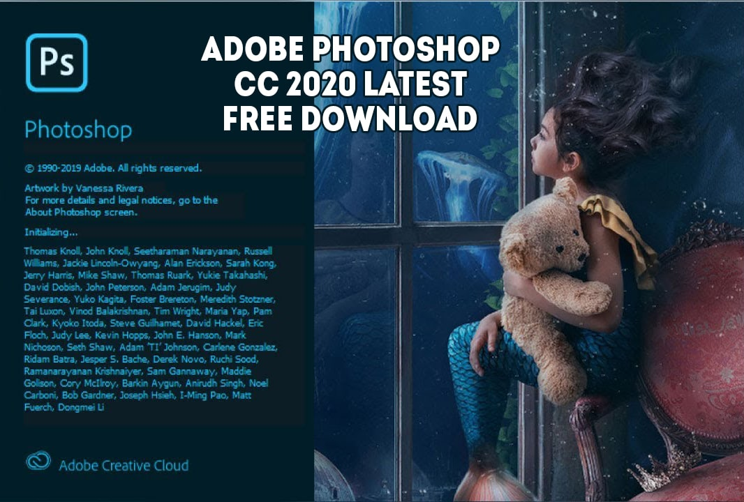 Download Adobe Photoshop CC 2020 v21.0.3 For macOS