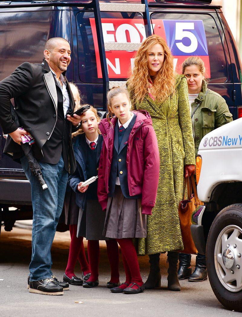 Nicole Kidman habla de sus hijas, de la confianza con su mamá y cuánto extraña a su padre