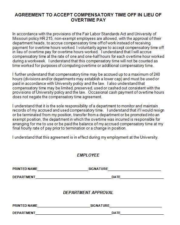Car rental agreement sample doc 10