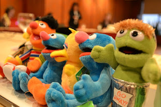 Most Muppets correct hand