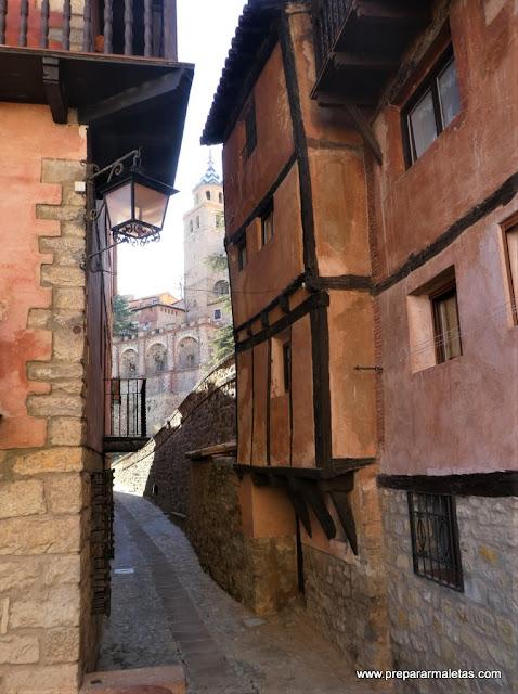 ¿es Albarracín uno de los pueblos más bonitos de España?