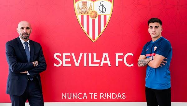Oficial: El Sevilla renueva a Zarzana hasta 2024