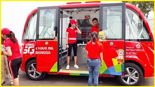 Anda Harus Tahu ! Inilah 15 Lokasi Di Indonesia yang Akan Gelar 5G Telkomsel
