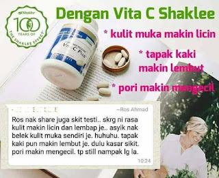 testimoni vitamin c shaklee