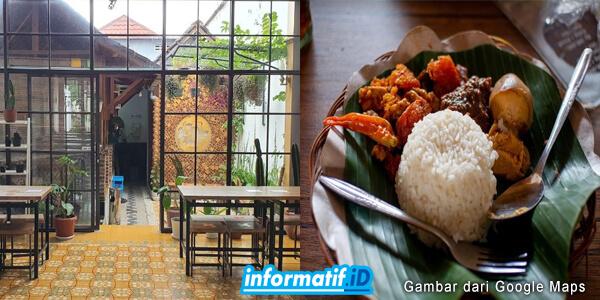 Kuliner Jogja - Gudeg Yu Djum Wijilan - informatif.id