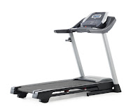 "ProForm 505 CST Treadmill, with 20x55"" running deck, 18 workout apps, speeds up to 10 mph, 0-10% incline"