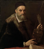 A portrait of Bassano painted by his son, Girolamo