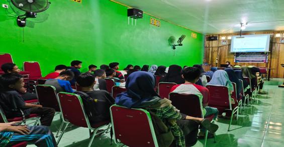 Bersama PKB Marioriawa, Desa Tellulimpoe Didik Generasi Muda Melalui PIK-R/M